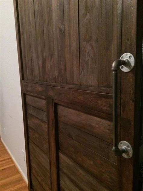 rustic bedroom doors interior barn doors rustic bedroom wilmington by