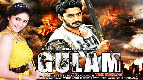 film tersedih india 2015 gulam the daring full length action 2015 hindi movie