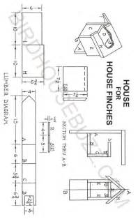 free bird house plans bird house free plans find house plans