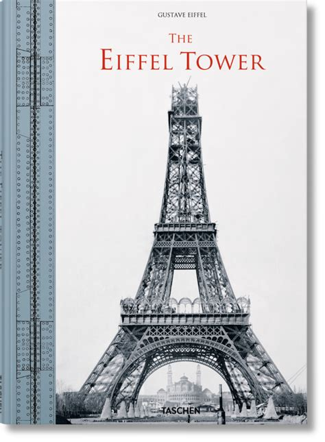design kaos menara eifel the idea behind an icon the eiffel tower taschen books