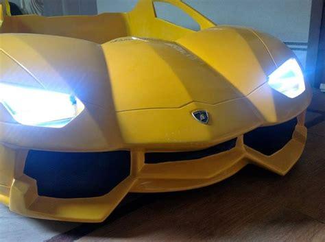 Lamborghini Toddler Bed Cama Lamborghini Coches Retro Lamborghini