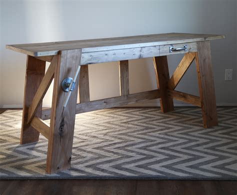 ana white henry desk diy projects