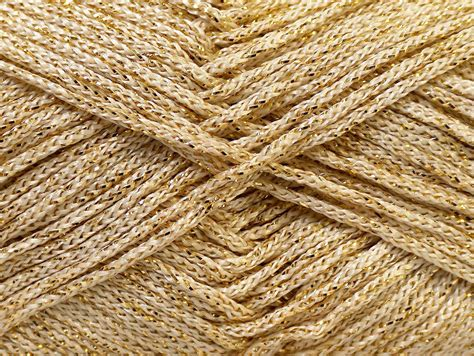 Yarn Macrame - macrame cord gold basic plain yarns yarns