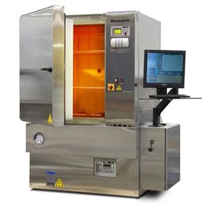 Oven Qmax pco2 14 polyimide curing oven from despatch itw eae