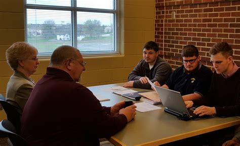 Lancaster Mba Employment Report by Eku Accounting Class Partners With Local Agencies To