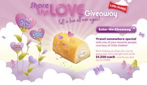 American Airlines Gift Card Costco - little debbie quot share the love quot giveaway win two 1 250 american airlines gift cards