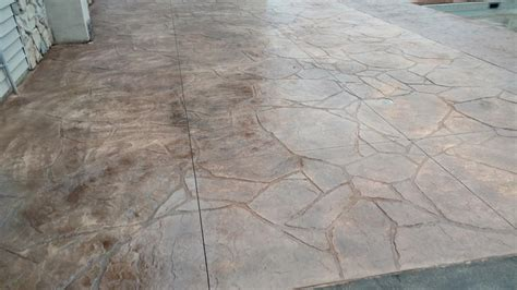 Old Time Masonry Sted Concrete Co Sted Concrete Arizona Flagstone Pattern Flagstone Pattern Template
