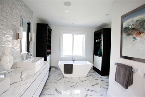 Modern Bathroom Ensuite Master Ensuite