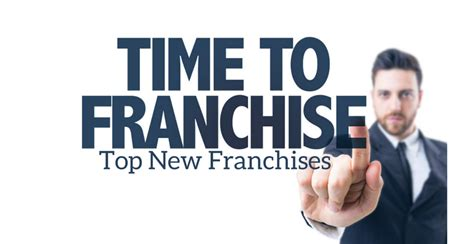 top new franchises to invest in franchise opportunities