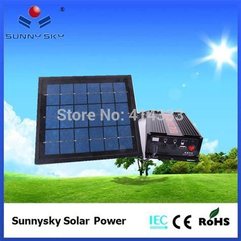 best solar power for home practical solar portable generators system high quality