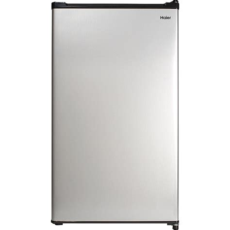 Freezer Sharp Mini haier hc27sw20rv 2 7 cu ft refrigerator steel