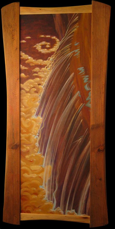 curtain fall watershed art by cody chancellor