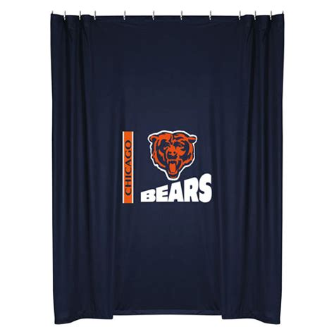 chicago bears shower curtain this item is no longer available