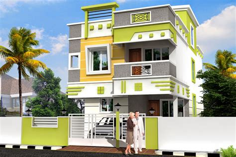 residential building elevation 3d residential building elevation joy studio design