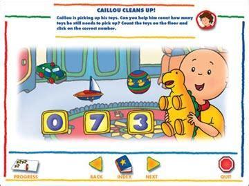 play kindergarten game full version free full caillou kindergarten version for windows
