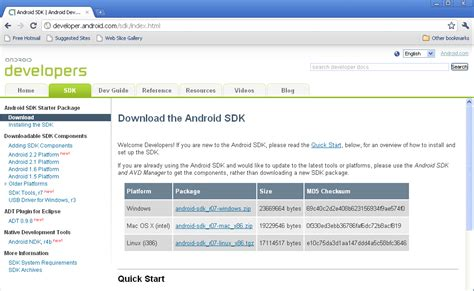 install android sdk installing android screenshots screen capture screen cast for windows mighty pocket