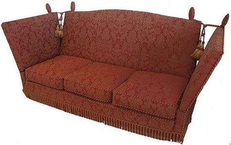 drop end sofa bed large antique knole sofa