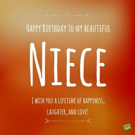 Happy Birthday To My Favorite Quotes 25 Best Ideas About Happy Birthday Niece On Pinterest