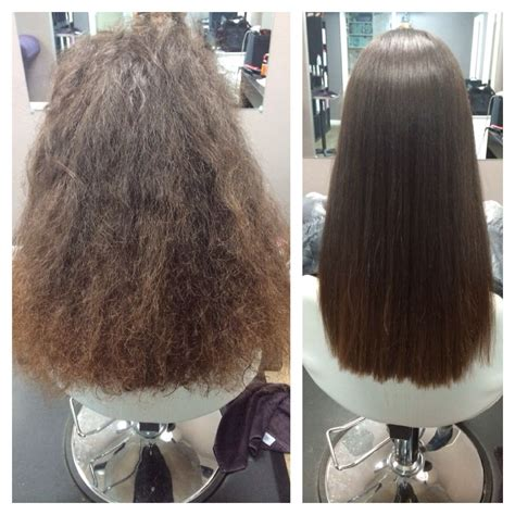 keratin hairstyle keratin before and after styles we love pinterest
