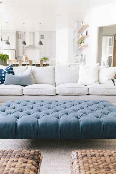 large  oversized ottomans    statement digsdigs