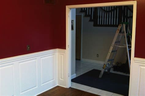 Office Wainscoting Ideas by Dining Room Wainscoting Ideas From Wainscoting America