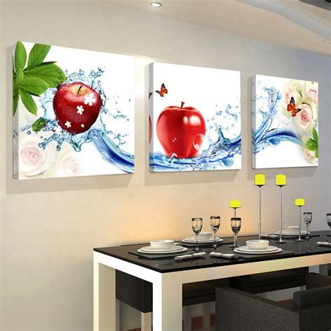 Home Decoration Sale by Kitchen Home Decoration Wall Modular Painting Flower Decor