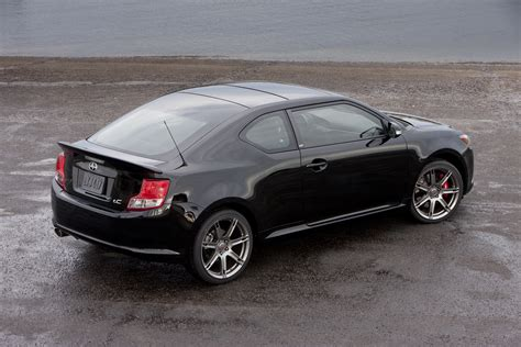 toyota scion toyota announces changes for 2011 scion tc 171 road reality