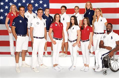 Team Fashion by Ralph To Design Uniforms For Olympics