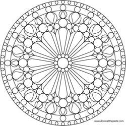 free mandalas to print and color easy mandala to print hd coloring pages for