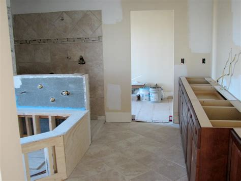 before and after master bathroom remodels master bathroom in oakwood before nest designs llc
