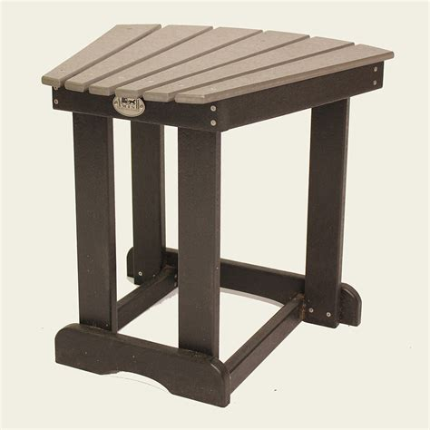 wedge accent table accent tables the amish craftsmen guild ii