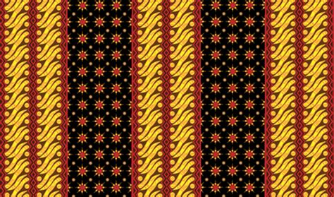 indonesian pattern free vector free vector art free vector illustrations indonesia batik