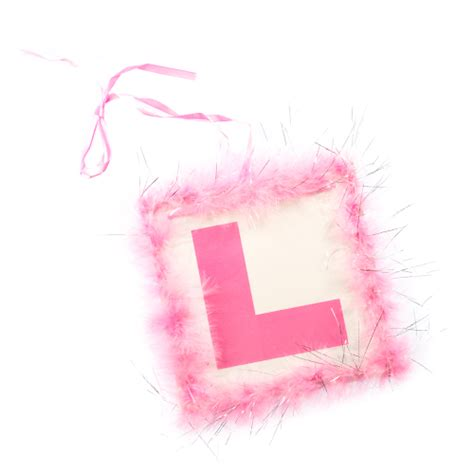 L Pink by Great Range Of Hen L Plates 11 To Choose From