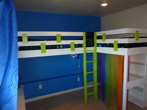 woodwork double loft bed plans  plans