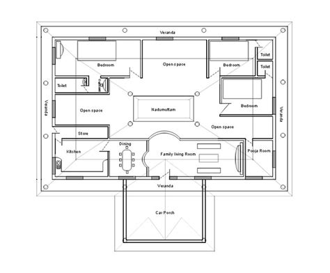 nalukettu floor plans more kerala nalukettu house photos indian courtyard