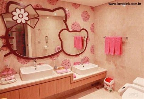Hello Kitty Bathroom Hello Kitty Pinterest Hello Hello Bathroom