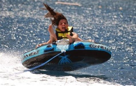 banana tube boat ride in goa amazing goa adventure sports in goa