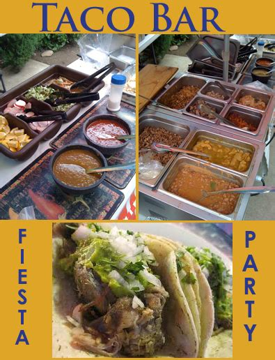 taco bar topping ideas shredded beef tacos authentic mexican style party