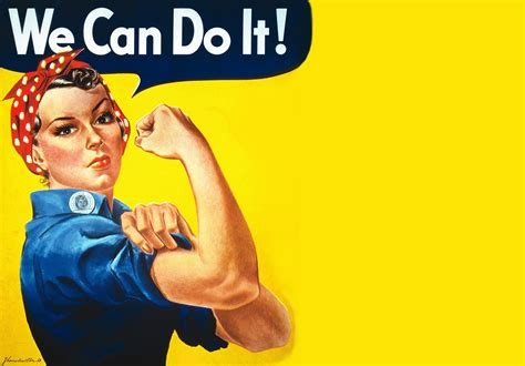 Rosie The Riveter Meme - we can do it rosie the riveter wallpaper 2 jpg