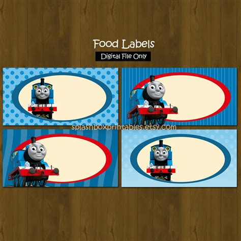 printable thomas the train party decorations unavailable listing on etsy