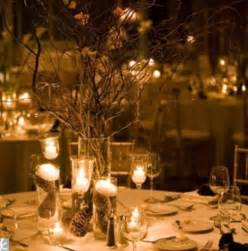 Inspiring winter wedding centerpieces weddingomania
