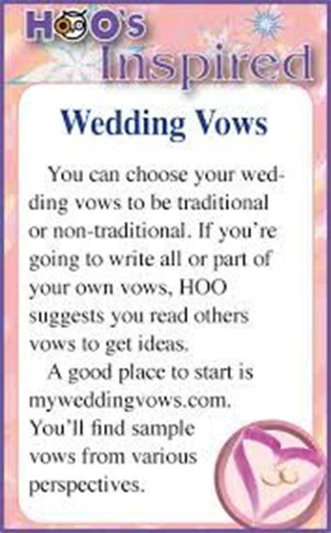 Wedding Vow Samples Christian