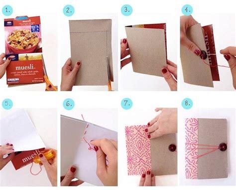 decorar cajas de carton con hilo materiales cart 243 n de una caja de cereales papel o tela