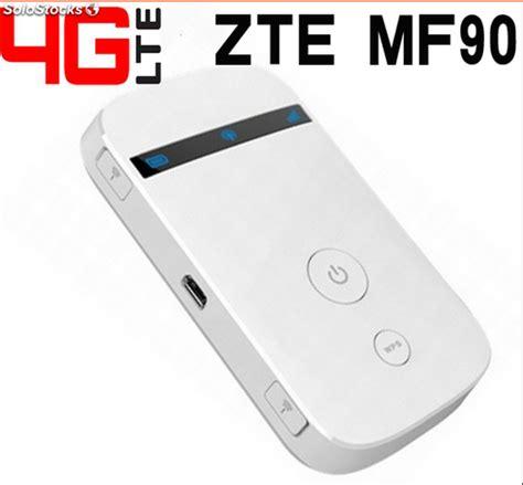 mobile wifi tre mifi zte modelo m90 navegacion 4g lte