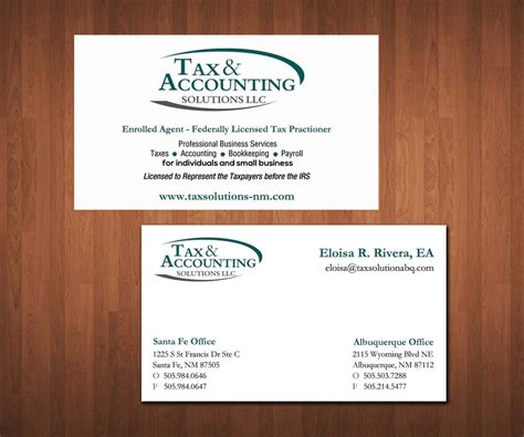 accounting business card templates accounting business card templates business card design