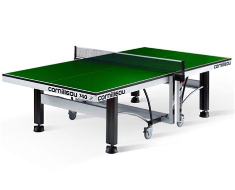 Meja Pingpong Cornilleau Competition 740 Ittf cornilleau 740 ittf competition snooker pool table company ltd