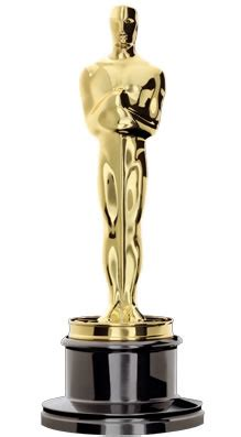 How To Make An Oscar Trophy Out Of Paper - oscar