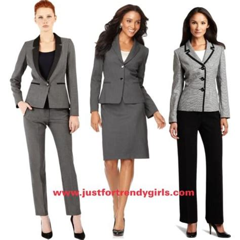 styles of work suites works wear suits for women just for trendy girls just