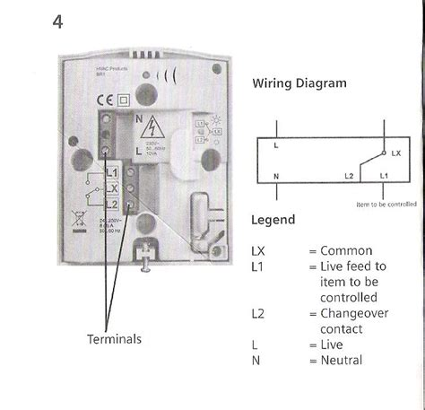 wiring diagram wireless thermostat thermostat diagram