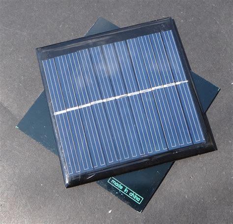 small solar panel for led lights wholesale 5 5v 1w 180ma solar panels small solar power 3